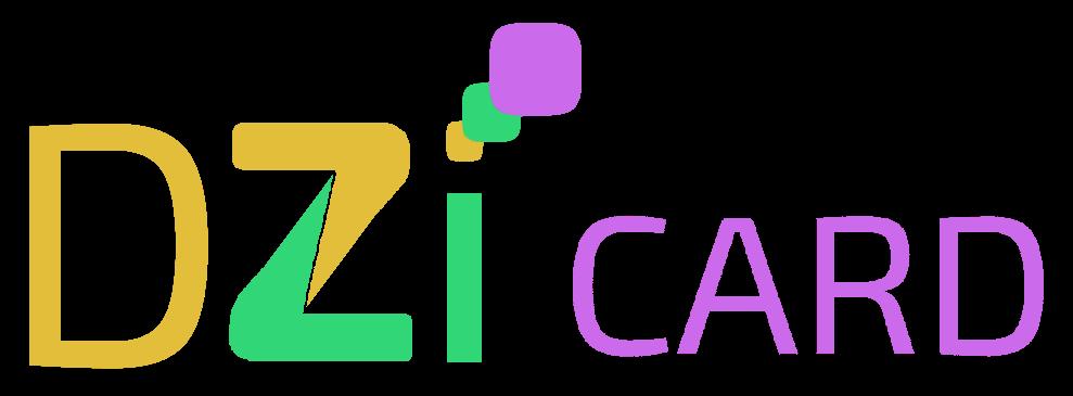 dzicard logo